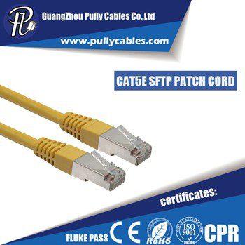 CAT5E SFTP PATCH CORD
